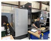 """55"""" X Axis 31"""" Y Axis Toyoda FV1480 VERTICAL MACHINING CENTER, Fanuc OI-MD 4-Axi"""