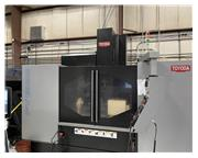 """51"""" X Axis 25"""" Y Axis Toyoda FV1365 VERTICAL MACHINING CENTER, Fanuc OI-MD 4-Axi"""