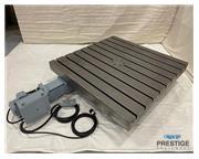 """Toshiba Shibaura 59"""" x 59"""" Power Rotary Table"""