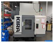 2013 Kira DM43VCD CNC Vertical Machining Center With Integrated Dual Pallet