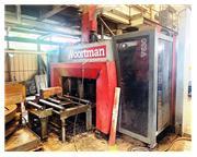 "3131, Voortman, 630M, CNC 36"" VB- Band Sawing / Drilling Machine, 2008"