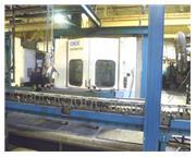 OKK HM-80S HORIZONTAL MACHINING CENTER