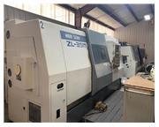 """Mori Seiki ZL-35MC-750 CNC Lathe, 12"""" Chuck, 2000 RPM, Fanuc 16TT (CAPS), 4-Axis, 2-T"""