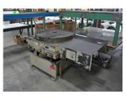 """48"""" Giddings & Lewis CNC Hydrostatic Contouring Rotary Table with Inductosyn Scal"""