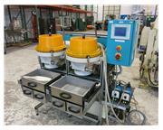 MultiFinish MF 22 / 2 ( Wet Bowls) Centrifugal Precision Polishing & Grinding Machine,