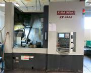 "Yama Seiki GV-1000 CNC Vertical Turning Center, 1000mm (39.37"") Turning Dia., 760mm ("