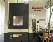 "Yama Seiki GV-800 CNC Vertical Turning Center, 850mm (33.4"") Turning Dia., 650mm (25."