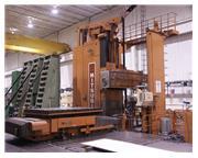 "7"" Mitsubishi MAF 240/180B CNC Floor Type Horizontal Boring Mill, New 1980 (Recontrol"