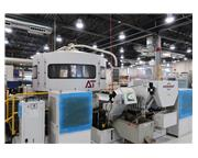 Hydromat AT150-10 CNC (10) Station Rotary Transfer Machine, with Fanuc Series 30i-a, New 2