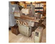 """8"""" x 18"""" BROWN AND SHARPE HYDRAULIC SURFACE GRINDER"""