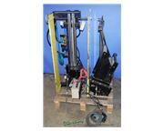 "6"" x .06"" Press Room Equipment #S15-6x24-162AL, 24"" stroke, 60 SPM, air fee"