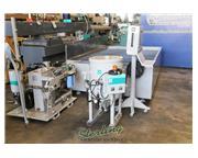 Flow Mach 2 M2 3120B, 60000 psi, 6' x10' sheet, 4947 hours, 30 HP, hopper, 2010, #A6235