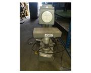 Kentrall #MC-2, hardness tensile tester, tooling, used, #A3607
