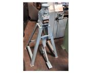 Marchant #6FG, foot shrinking & stretching machine, 16 gauge, set of stretching jaws, #A16