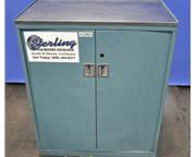 heavy duty parts cabinet with swing out drawer, #A3008