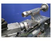 Hardinge #HLV-H, precision toolroom lathe, taper, Albrecht drill chuck, #A5822