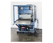 "50 Ton, Dayton #992, hydraulic molding press, 8 stroke, 8"" daylight, 30"" x 30&qu"