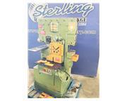 "4"" x 4"" x 1/4"" Peddinghaus #Peddiworker-550, 55 ton, electric foot pedal, 5"