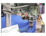 "16"" Delta Rockwell, drill press, table elevation mechanism, drill chuck, 220 V., 3-Ph"