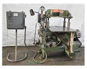 20 Ton, Benchmaster #20-4-2424-2-14PP-20/300-787F, Reeves V.S, hydraulic overload, #4210