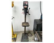 "15.5"" Craftsman #113-213780, floor drill, 380-8550 RPM, drill chuck, table, #A4246"