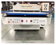 "350 Ton, DieCut UK #Goldline-1300, clicker press, 55 x 43"" sheet, 2013, #C5164"