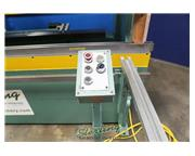 95 Ton, Betenbender #10-95T, hydraulic press brake, 10' overall, front operated power back