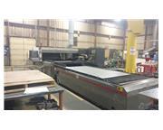 Cincinnati #CL-7, CNC laser cutting system, 3500 watt, 6' x 12' table, Co2, #CD5111