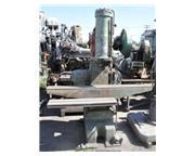 60 Ton, Greenerd #H-60AD21, hydraulic arbor press, foot pedal, pressure gauge, #A1384