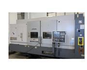 "Okuma Multus B-400-W 1500 Mill Turn CNC Lathe, 15"" Chuck, A2-11, 4.33"" Bore Thru"