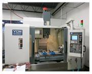 """YCM XV1250A CNC Vertical Machining Center, Travels: 50""""x20.4""""x21.2"""", 10,000"""