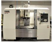 """Fadal #VMC4525HT, 24 automatic tool changer, 45"""" X, 25"""" Y, 32"""" Z, 10000 RPM"""
