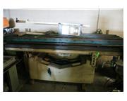"16000 lb. Rowe #BGY-16, 10' x 4' mechanical lift table, 15"" travel, 440 V., 3-phase,"