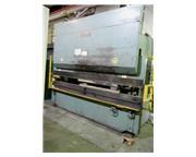"160 Ton, Allsteel #160-12, hydraulic press brake, 12' overall, 126"" between housing,"