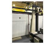 "Poli Globo, coordinate measuring machine, 96"" x 48"" granite surface plate, #1061"