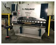 67 Ton, Pullmax / Baykal #FORMatic 605-axis Delem CNC, hydraulic, 9 HP, 8' overall, 80.5&q