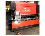 2006 110 Ton Amada HFE-1003S CNC Press Brake