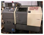 Hardinge Conquest GT-27 CNC LATHE, Fanuc 21T, Gang Tool