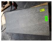 GRAY GRANITE SURFACE PLATE