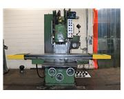 "87"" Table 15HP Spindle Dahlih DL-V1600 Vertical / Horizontal VERTICAL MILL, #50 Taper"