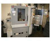 "12"" X Axis 10"" Y Axis Haas OM2 VERTICAL MACHINING CENTER, Haas Control, 30,000 R"