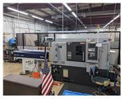 Tsugami M08SY Less than 1,000 Cut Hours CNC LATHE, Fanuc 0i-TD, Y-Axis, Subspindle, BarFee