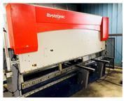 "2004 Bystronic PR200, 161"" x 220 Ton, 6 Axis Back Gauges, CNC Press Brake"