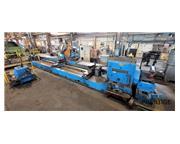 """Herkules WSB 450 59"""" x 314"""" CNC Roll Grinder"""