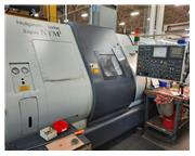 2009 Nakamura Tome NTM3 3 Turret Y Axis Live Tool Turning Center