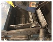 Wheelabrator #7S, steel belt blast machine, 20 HP EZ FIT blast wheel, manuals, spare parts