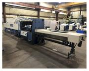 "4-3/4"" SIMEC #Ciclomec-122, CNC automatic circular cold saw, 26.5"" hitch type fe"