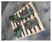 BORING MILL CHUCK JAWS WITH PLATES (4)