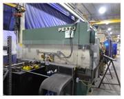 77-TON PEXTO (LVD) MODEL 77-BH-10 HYDRAULIC PRESS BRAKE