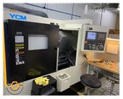 "YMC NTC-1600LY , 28"" SWING, FANUC CNTRL, 6"" Chk, NEW: 2018"